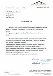 Referencje Inter-System
