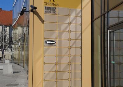 thespian-tablica szyldy